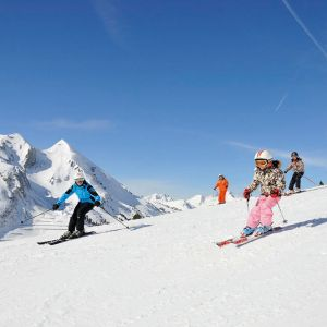Family day´s skiing Obertauern